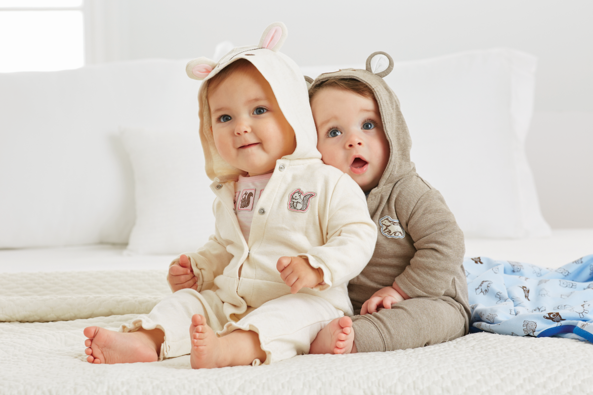 Gymboree's Newborn Essentials