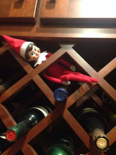 Why Every Parent Has a Love/Hate Relationship with Their Elf on the Shelf